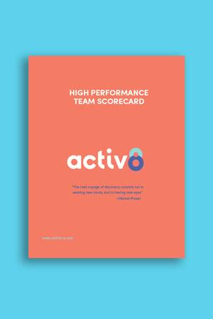 High-Performance-Team-Scorecare